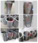 楔形丝滤筒 大直径滤筒 污水处理滤筒 固液分离用滚筒